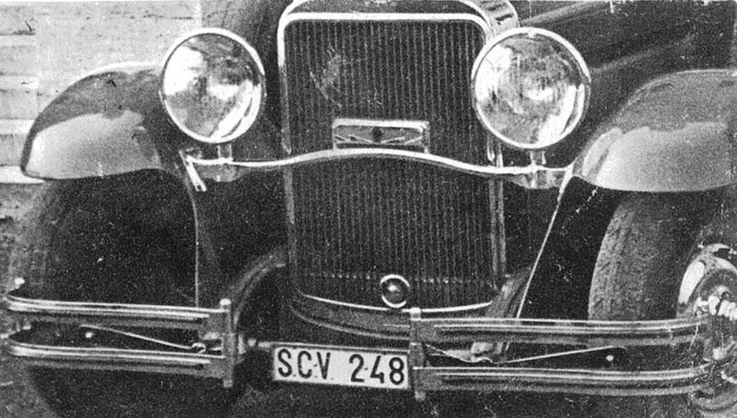 4. tipo 2A nera 1935 (Europlate)